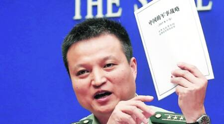 In China defence strategy, the silent message