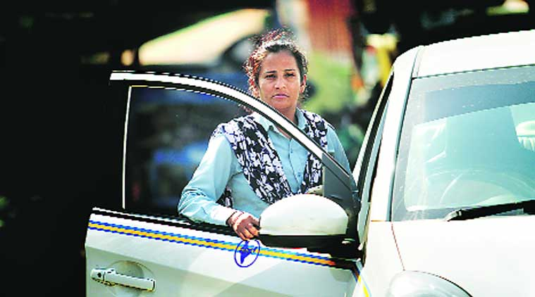 taxi ban, app absed taxi service, uber cab service, radio taxi, delhi taxi ban, taxi service, women livelihood, delhi women livelihood, delhi news, city news, local news, Indian Express