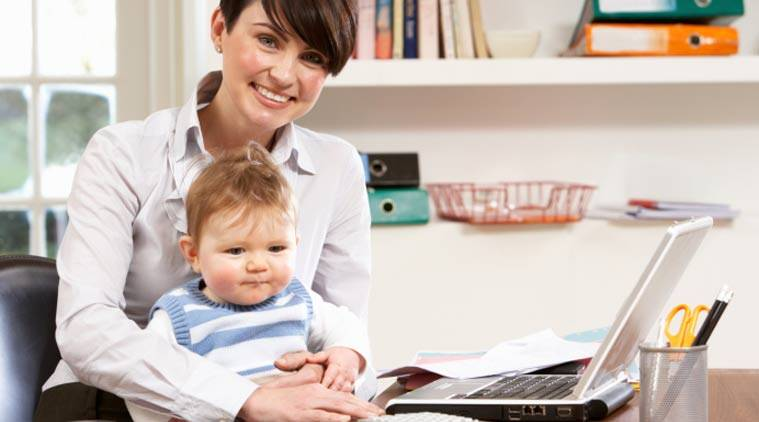 Societal acceptance of working mothers is now a given and is at an all-time high