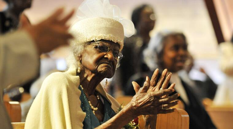 world's oldest person, oldest in the world, trending news, oldest in the world dies, world news, latest news, Jeralean Talley, Jeralean Talley oldest, oldest person michigan, Michigan news, america news, US news, USA news