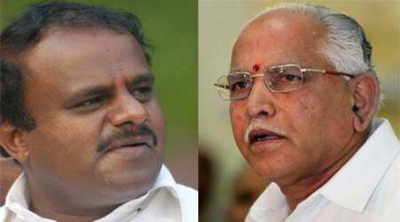 Under siege over corruption, two former Karnataka CMs join hands to take on govt