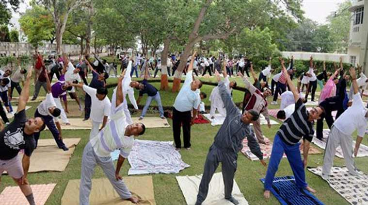 Yoga, Bharatiya Janata Party, International Yoga Day