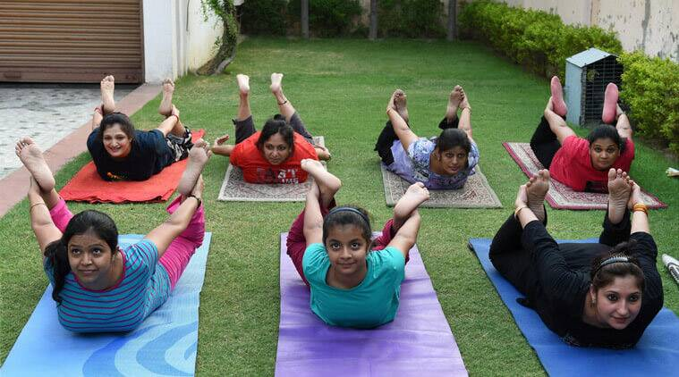 yoga day, international yoga day, Yoga University, Mumbai Yoga University, Maharashtra,  yoga day camp, yoga camp, mumbai news, india news
