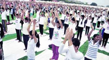 Tourism Ministry to cash in on Yoga Daysuccess