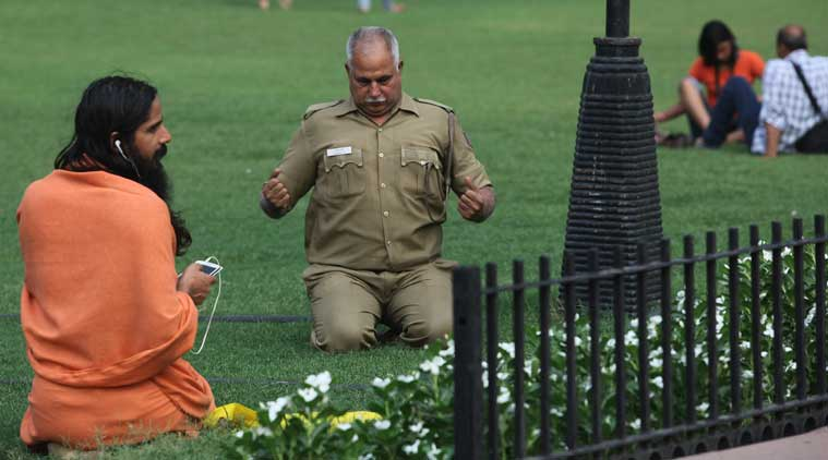 Yoga, compulsory yoga, Yoga central armed police forces, Yoga CAPF, yoga, yoga day, international yoga day, world yoga day, Daily yoga paramilitary forces, paramilitary forces, CRPF, CISF, BSF, ITBP, SSB, NSG, Assam Rifles, Yoga latest news, India latest news