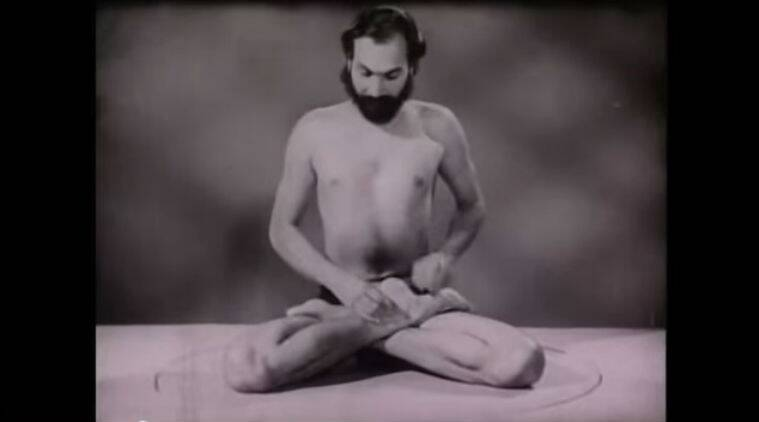 International Yoga Day: Watch India's original Yoga guru. (Source: Screenshot)