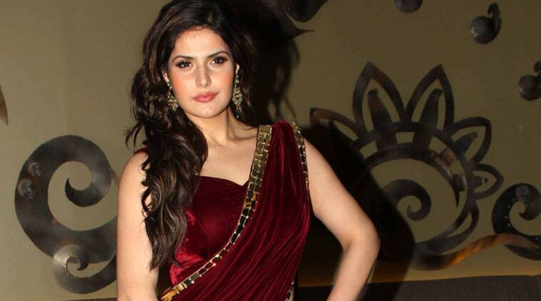 Zareen Khan, actress Zareen Khan, Zareen Khan movies, Zareen Khan upcoming movies, Zareen Khan news, entertainment news
