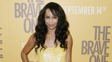 Zoe Kravitz to play gunslinger in 'Black Belle'