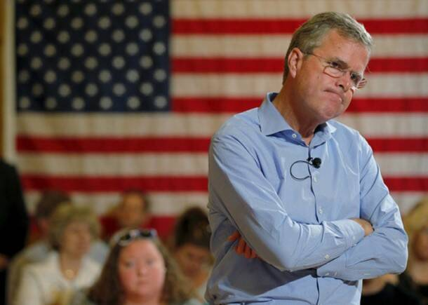 US elections, Presidential elections, 2016 US Presidential election, republican candidate, Jeb Bush,