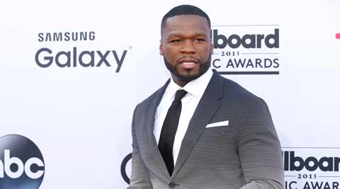 50 Cent's spends USD 3000 on clothes per month