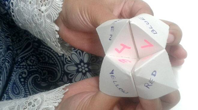 Friendship on paper: Remember these childhood games?