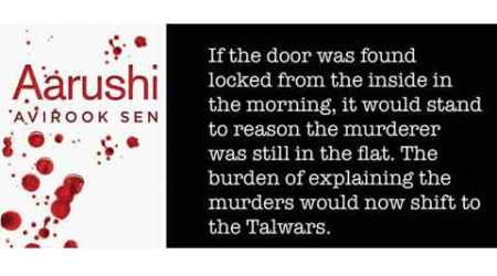 The Perfect Murder: Book on Aarushi Talwar poses uncomfortablequestions
