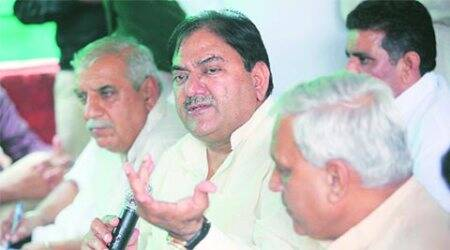Abhay Chautala's wife loses to kin in civic polls