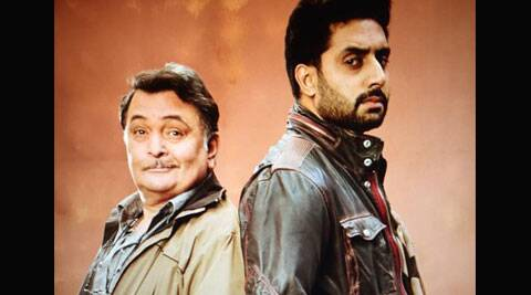 abhishek bachchan, rishi kapoor, all is well,a sin, supriya pathak, abhishek bachchan rishi kapoor, abhishek rishi, all is well abhishek bachchan, entertainment news