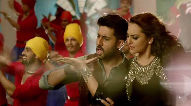 Sonakshi Sinha, Abhishek Bachchan, All is Well