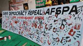 Congress promises to strive for removal of AFSPA if voted back to power