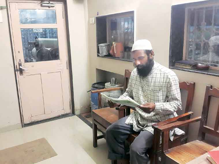 Mohammed Zahid Abdul Majid Ansari, 43 (Accused No. 4, charged with conspiracy)