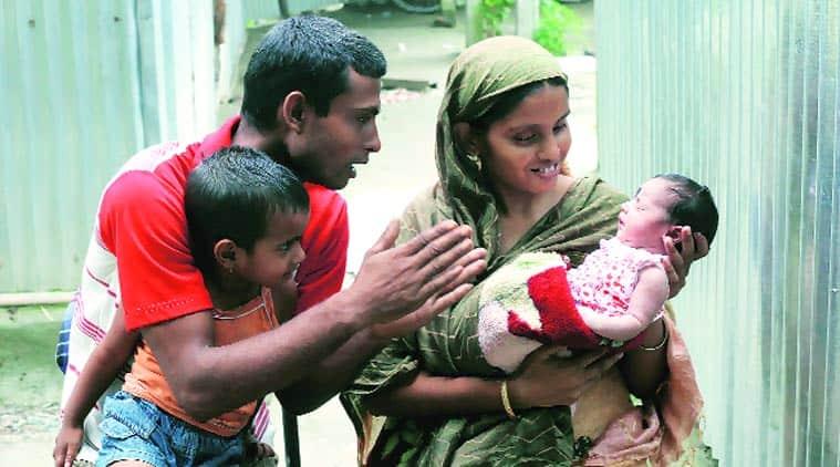 Chit Mahal, Chit Mahal childbirth, Muslina Bibi, Cooch Behar, Bangladesh, India, Bangladeshi migrants, Kolkata latest news, India latest news