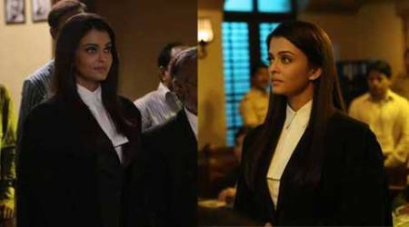 First look: Aishwarya Rai Bachchan looks stunning even as the dutiful lawyer in 'Jazbaa'