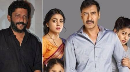 Ajay Devgn, Nishikant Kamat, Drishyam, Director Nishikant Kamat, Nishikant Kamat Ajay Devgn, Nishikant Kamat Ajay Devgn Drishyam, Nishikant Kamat Drishyam, Drishyam trailer, Drishyam Movie Trailer, Drishyam Cast, Drishyam Release, Drishyam Review, Drishyam Movie Review, Entertainment news