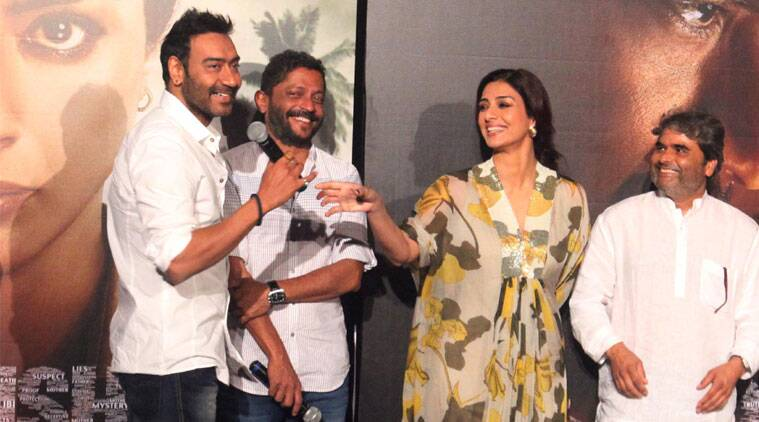 Vishal bhardwaj wants to cast ajay devgn tabu in film the indian vishal bhardwaj wants to cast ajay devgn tabu in film the indian express altavistaventures Gallery