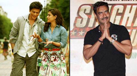 Ajay Devgn not doing cameo in Shah Rukh Khan, Kajol's 'Dilwale'