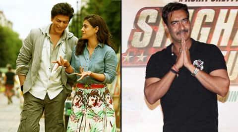 Ajay Devgn not doing cameo in Shah Rukh Khan, Kajol's 'Dilwale'