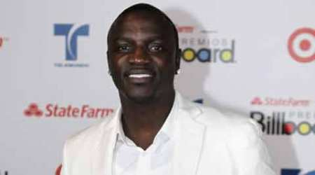 Akon to raise funds for African lightinginitiative