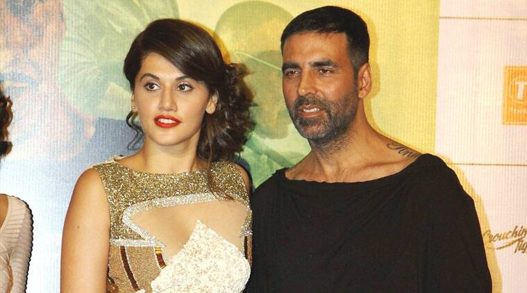 Akshay Kumar, Taapsee Pannu, Actor Akshay Kumar, Akshay Kumar Taapsee, Akshay Taapsee Pannu, Akshay Kumar Taapsee Pannu, Akshay Kumar Taapsee Pannu Baby, Akshay Kumar Taapsee Pannu ad, actress Taapsee Pannu, Taapsee Pannu Akshay Kumar ad, Taapsee Pannu Akshay Kumar Baby, Entertainment news