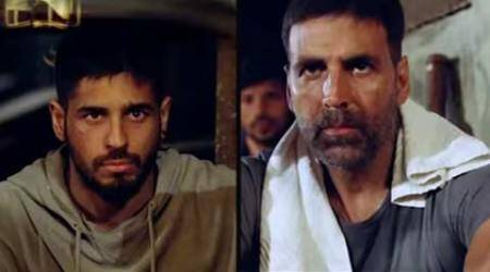 Watch 'Brothers' anthem: Akshay, Sidharth show their tough side