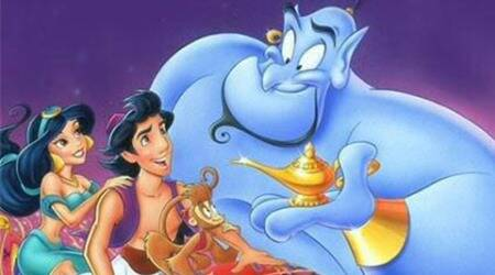 Disney working on live-action prequel of 'Aladdin'