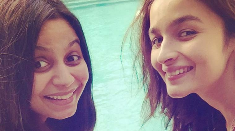 Alia Bhatt, Shaheen Bhatt, Alia Shaheen, Alia Bhatt holiday pictures a