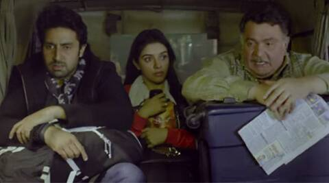 all is well, all is well trailer, all is well movie, abhishek bachchan, rishi kapoor, asin, supriya pathak, mohammed zeeshan ayyub, all is well movie cast, all is well cast, abhishek bachchan all is well, rishi kapoor all is well, entertainment news