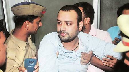 Non-bailable warrant issued against Amanmani Tripathi inLucknow