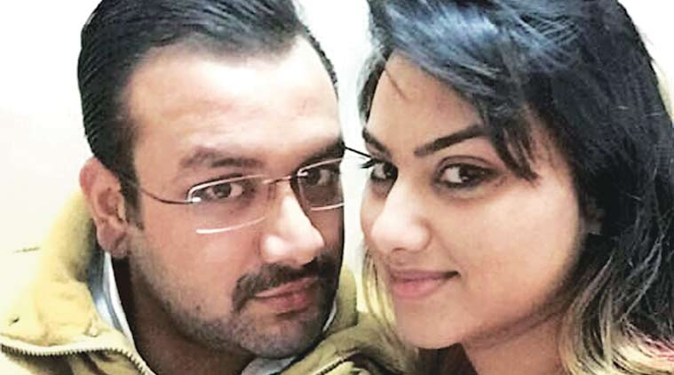 Amanmani Tripathi, Amanmani wife death, Amanmani wife sara dead, FIR against amanmani, Amanmani wife car accident, amanmani arrested, UP news, Uttar Pradesh news, india news, crime news