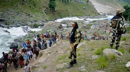Amarnath: 3 killed, 11 injured as cloudburst hits yatra base camp in Baltal