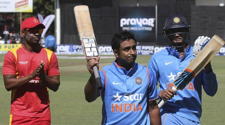 Ambati Rayudu, Ambati Rayudu India, India Ambati Rayudu, Rayudu India, India vs Zimbabwe, Ind vs Zim, Zim vs Ind, Cricket News, Cricket