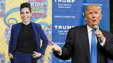 'Ugly Betty' actress America Ferrera writes open letter to DonaldTrump
