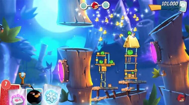 Angry Birds 2 Review : This one pulls a Candy Crush to make
