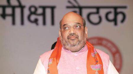 A year with Amit Shah: crores of members, J&K and still 'Narendra Modi's man'