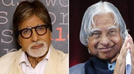 Amitabh Bachchan recalls 'achievement' with APJ Abdul Kalam