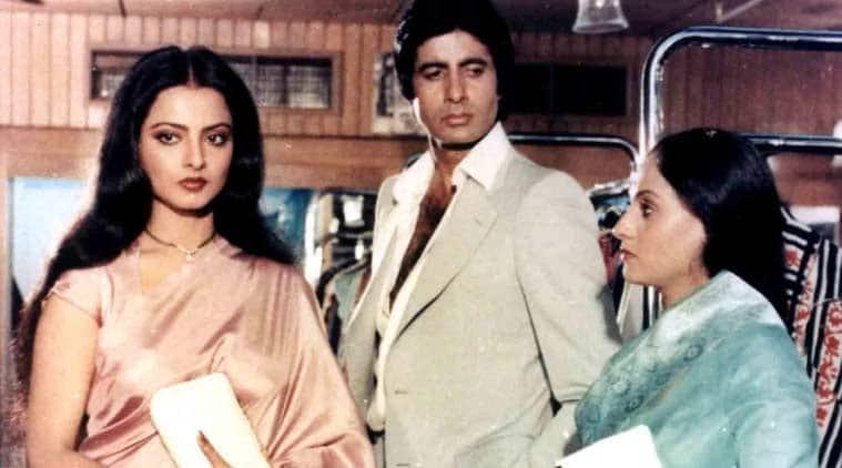 'Silsila, Amitabh Bachchan, Rekha, Jaya Bachchan, Silsila 34 years,