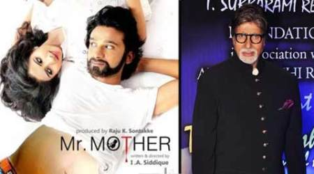 Amitabh Bachchan praises concept of 'I Am Mr Mother'