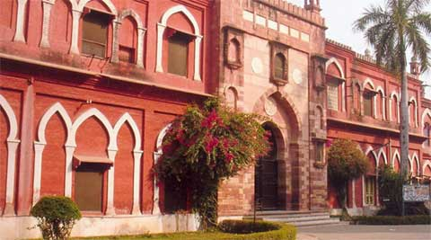 Muslims lagged behind because they kept women enslaved: AMU V-C