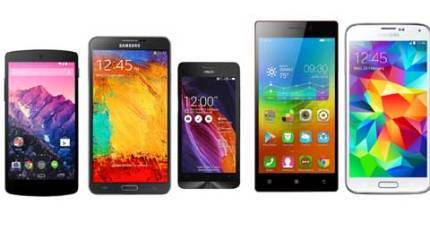Buying guide: 5 Android phones that are a great deal after price-cuts