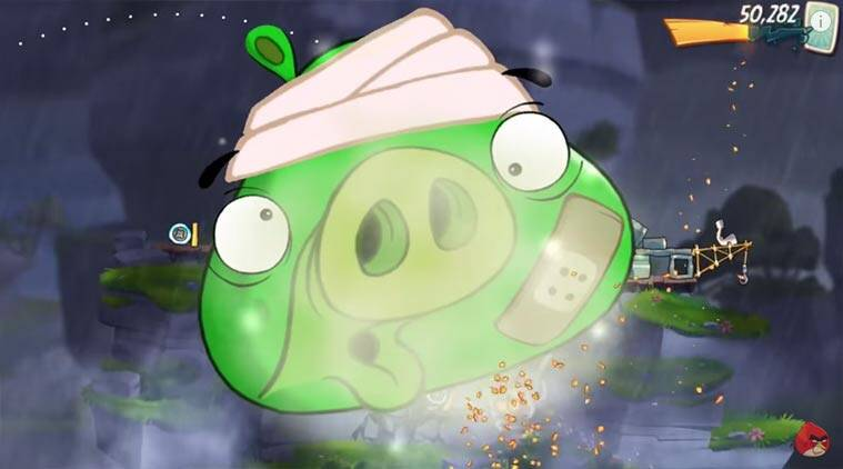angry birds 2, angry birds, angry birds game, new angry birds game, download angry birds 2, angry birds 2 review, play angry birds 2, rovio, angry birds space, angry birds star wars, angry birds go, google play store, game review, game