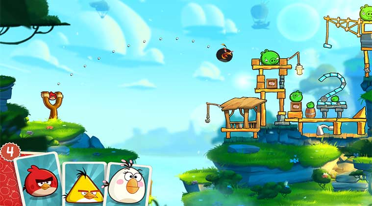 Angry birds 2 review this one pulls a candy crush to make money angry birds 2 angry birds angry birds game new angry birds game voltagebd Choice Image
