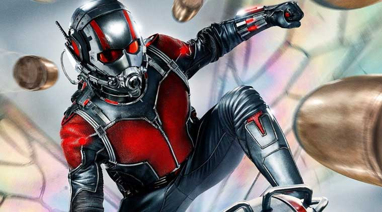 antman movie review the indian express
