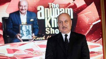 Anupam Kher, Anupam Kher news, Anupam Kher films, Anupam Kher movies