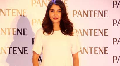 Anushka Sharma is immaculate in white